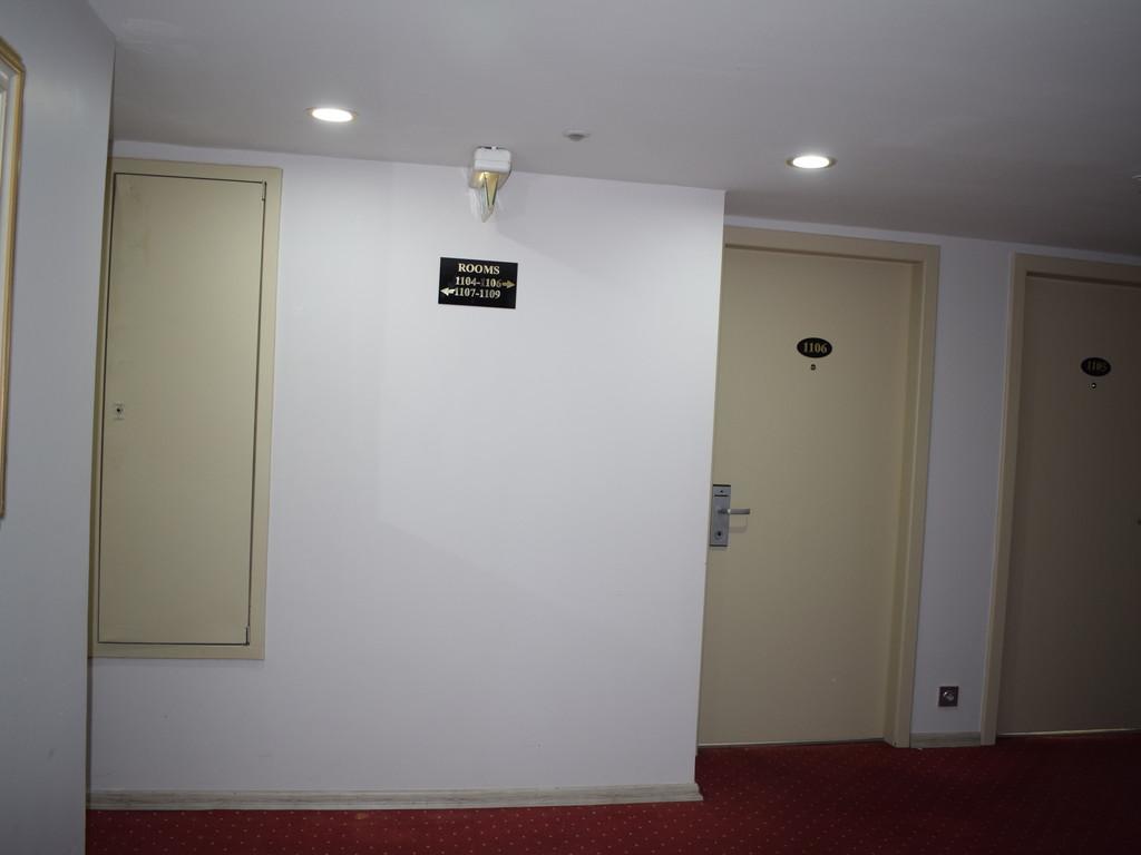 Koridor & Oda Planı