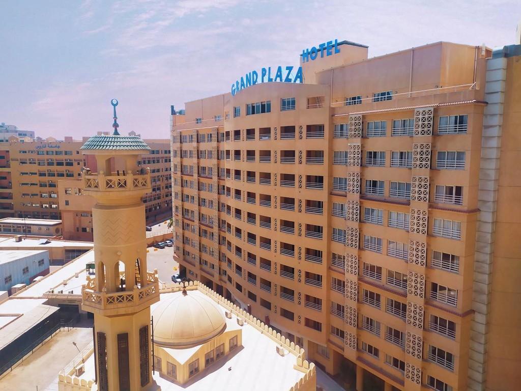 Main Photo of The Grand Plaza Hotel Smouha, Alexandria