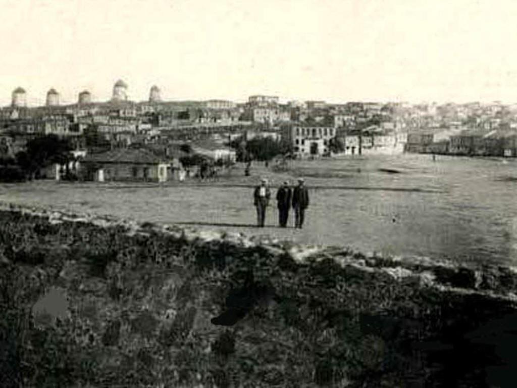 Bozcaada 1930'lar