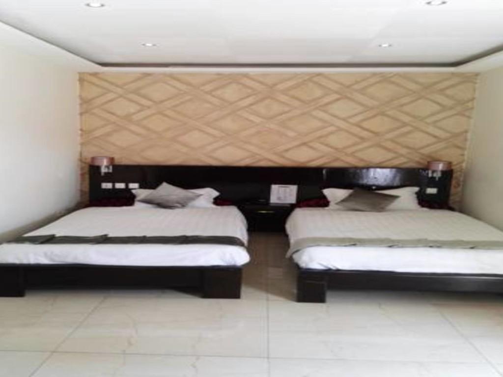 Chambre Double avec lits Jumeaux