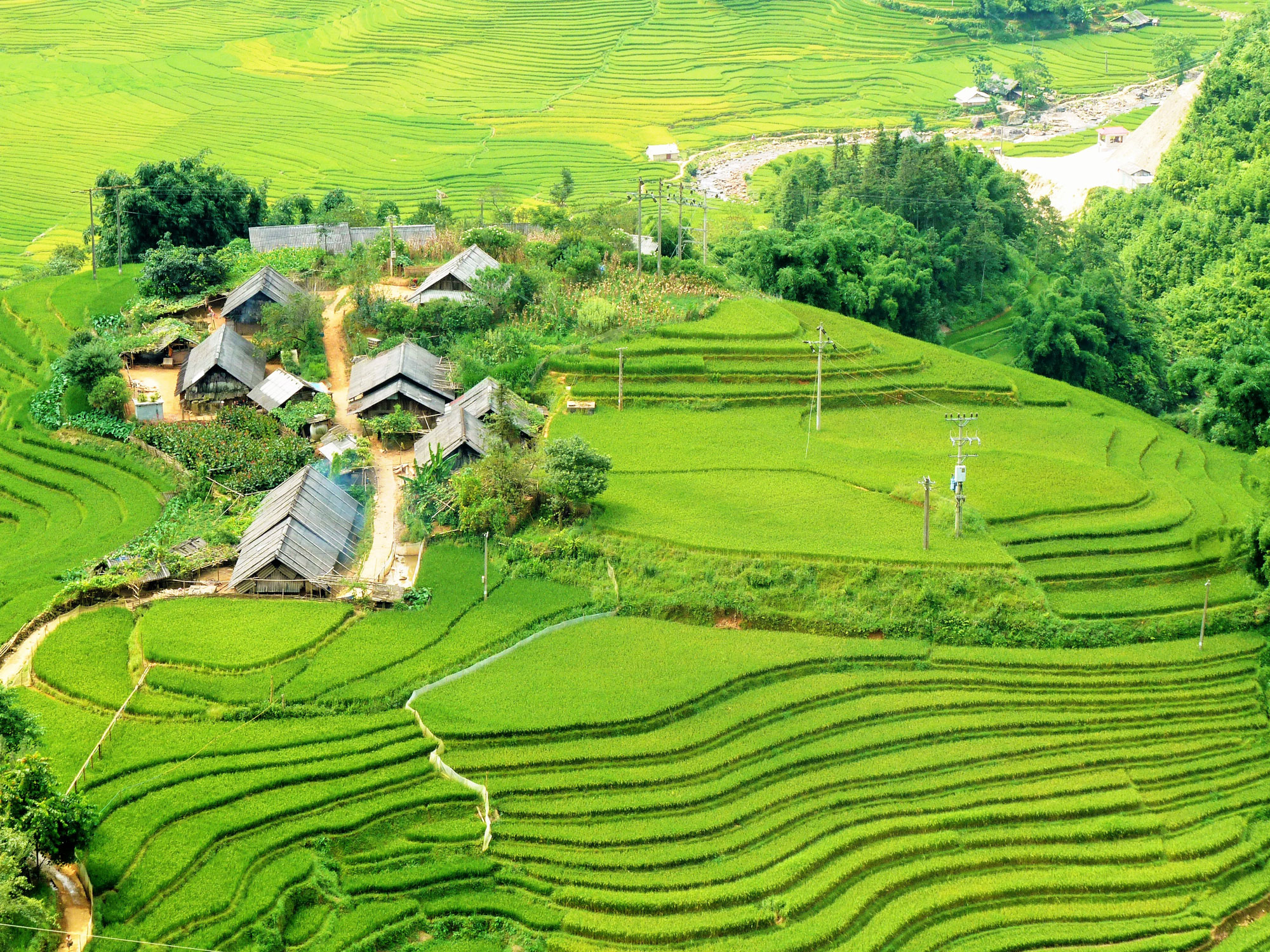 Recommendation in Sapa